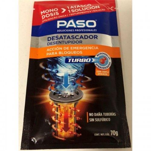 DESATASCADOR PASO - TURBO MONODOSIS - 70GRAMOS
