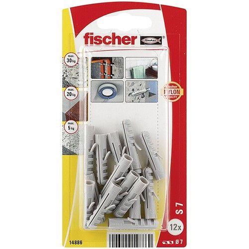 TACO FISCHER  S KP  7 - BLISTER 12 UNIDADES