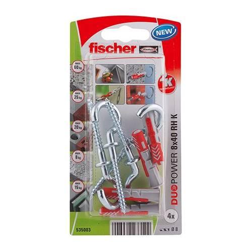 TACO FISCHER DUOPOWER  8X40 RH - BLISTER