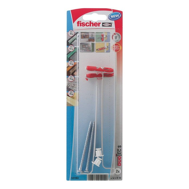 TACO FISCHER DUOTEC 10 S NV - BLISTER