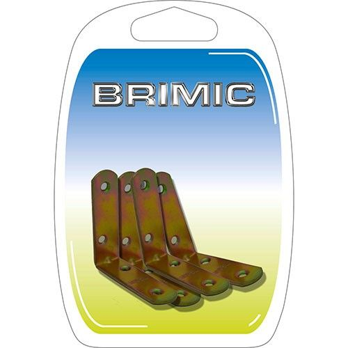 ANGULO BICROMATADO - 50 X50 MM BRIMIC