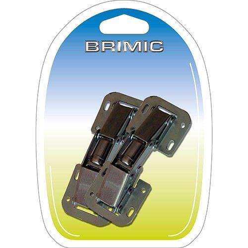 BISAGRA AUTOMATICA (2UD) - SOBREPONER BRIMIC