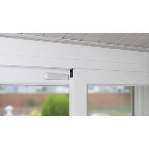 Bloqueador puerta / ventana corredera - blanco