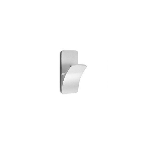 Colgador 2191-7 - adhesivo rama cromo mate