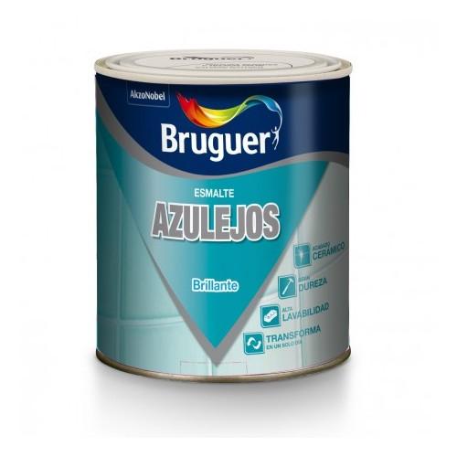 Esmalte azulejos cocinas y baños - gris artico - 750ml