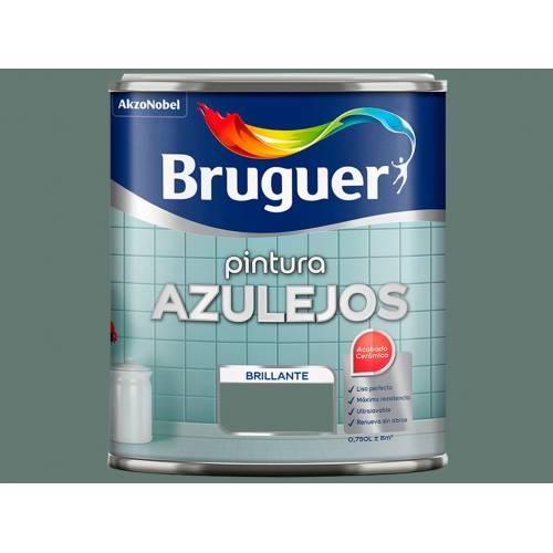 Esmalte azulejos cocinas y baños - gris cemento - 750ml