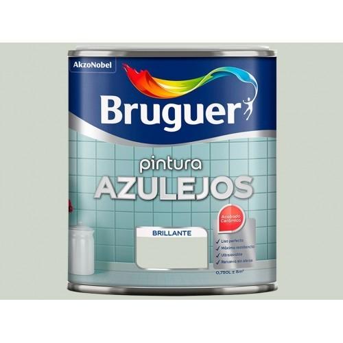 Esmalte azulejos cocinas y baños - gris perla - 750ml