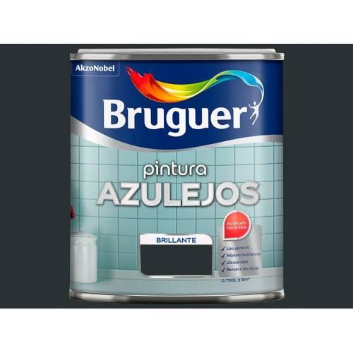 Esmalte azulejos cocinas y baños - gris pizarra - 750ml