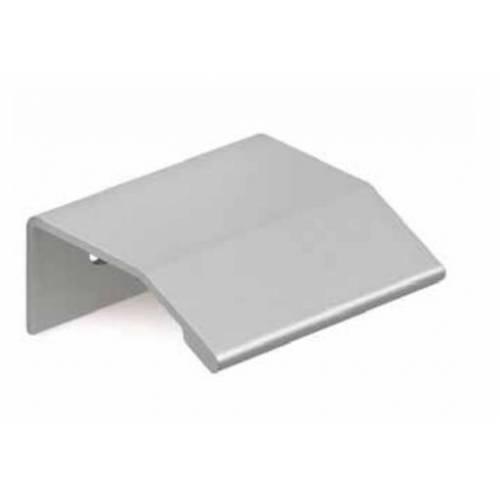 Tirador aluminio - anodizado mate 96mm