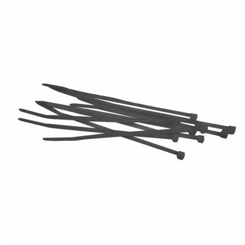 Bridas plastico simonbrico - 4.8x300mm negra - bolsa 20 bridas