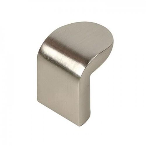 Tirador metalico - 21x22 niquel satinado