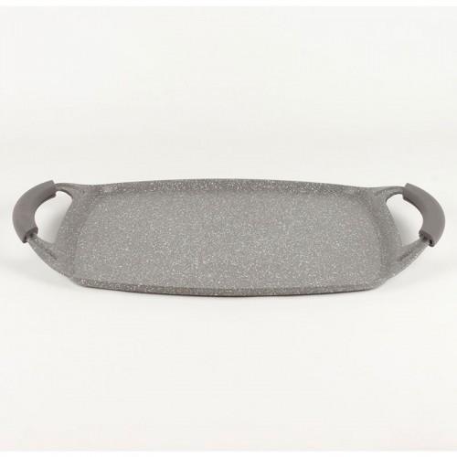 Grill asador de aluminio forjado en piedra - Mayestic