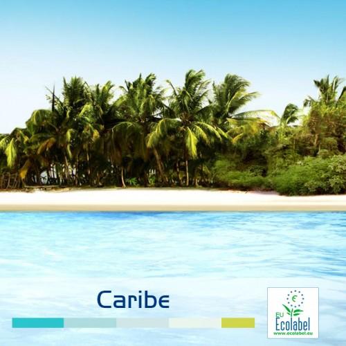 Pintura plástica Caribe - Colores del Mundo - Bruguer