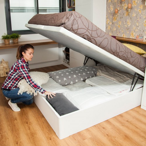 Canapé de madera de gran capacidad - Mesefor