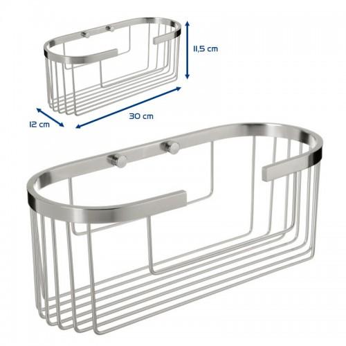 Cestillo de aluminio - Tatay