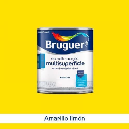 Esmalte acrílico brillo - Bruguer