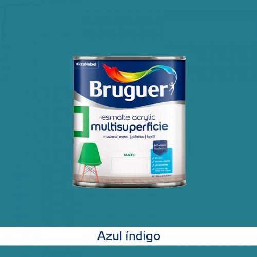 Esmalte acrílico mate - Bruguer