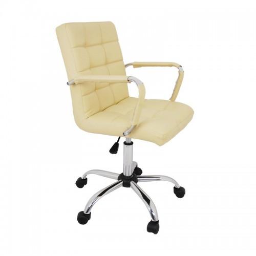 Silla de Oficina ISABELLA - Furniture Style - Beige