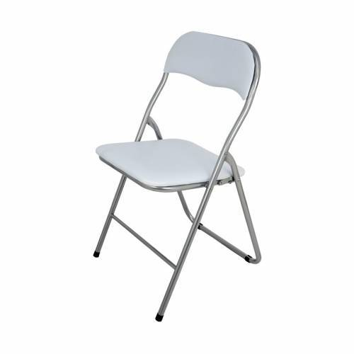 Silla Plegable - Furniture Style - Blanco