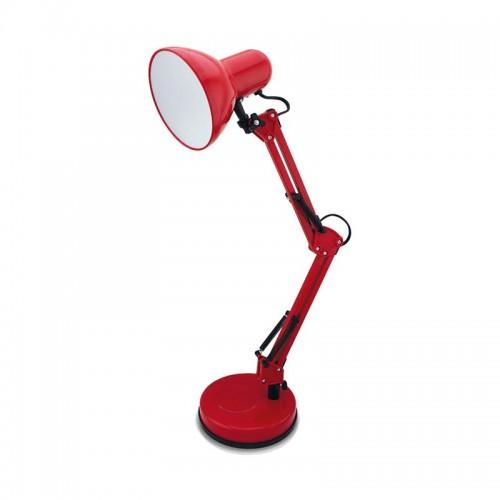 Lámpara LED Flexo de Escritorio TRADITION - GSC Evolution - Rojo