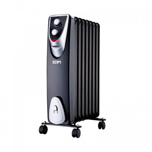Radiador Eléctrico sin Aceite BLACK EDITION 07127 - EDM