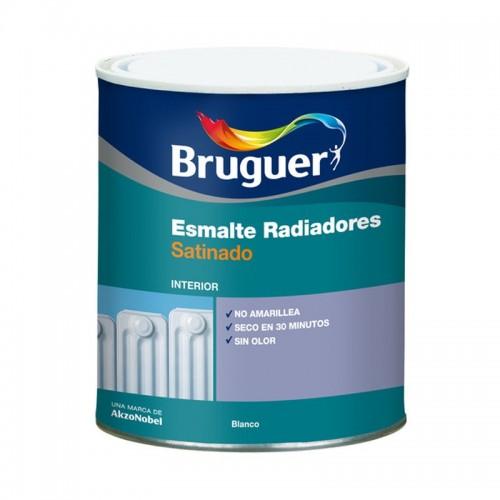 Esmalte Acrílico Satinado para Radiadores - BRUGUER