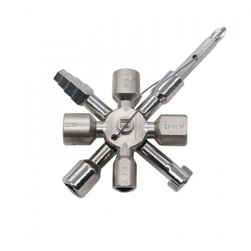 lave Multiusos Universal para Radiador y Contador - SBRICO