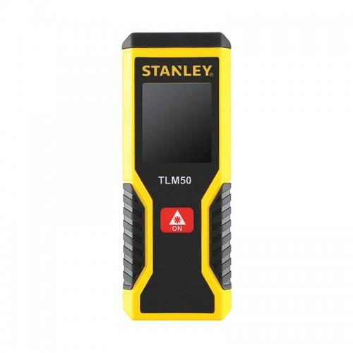 Medidor Láser de 15 m + 2 Pilas + Pantalla Retroiluminada TLM50 STHT1-77409 - STANLEY