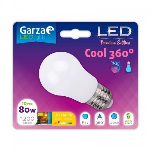 Color de luz - Luz cálida, Casquillo - E27, Potencia - 10 W