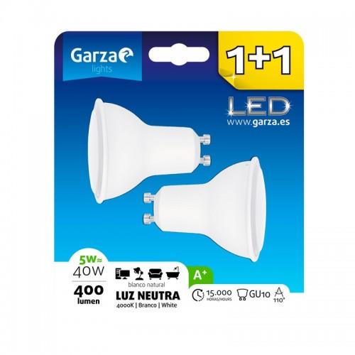 Color de luz - Luz neutra, Potencia - 5 W, Casquillo - GU10