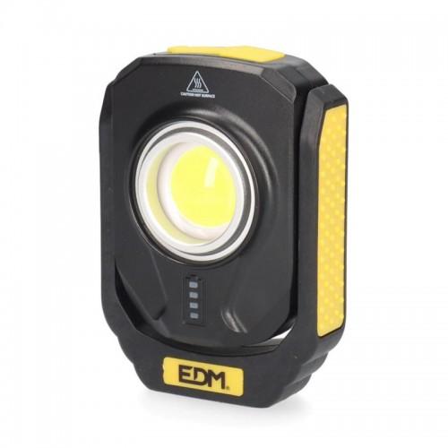Linterna LED Recargable Compact - EDM